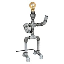"Industrial Evolution Robot 18"" H Table Lamp"
