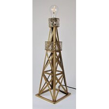 "Oil Derrick 24"" H Table Lamp"
