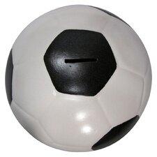Hall of Fame Soccer Ball Piggy Bank