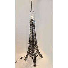 "Industrial Evolution Tour D'Eiffel 71"" H Floor Lamp"