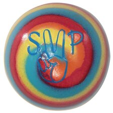 Girly Chic Tie Dye SUP-What's Up Texting Bubble 3D Wall Décor
