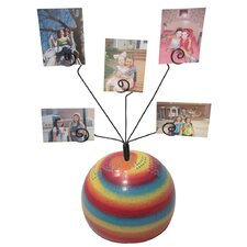 Girly Chic Tie Dye LOVE Table Photo Bubble