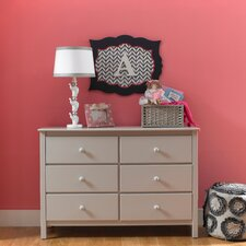 RTA 6 Drawer Dresser