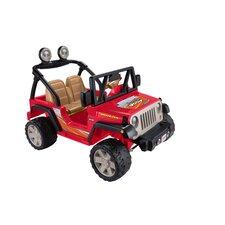 Wrangler 12V Battery Powered Jeep