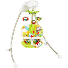 Woodland Friends Swing Cradle