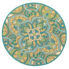 Morocco Aqua Rug