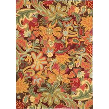 Tapestry Spice Area Rug