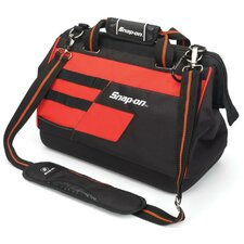 """Snap-on™ """"Official Licensed Product 16"""" Large Mouth Tool Bag"""