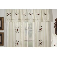 "Indian Summer 84"" Curtain Valance"