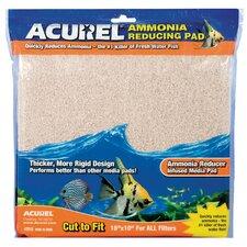 Ammonia Remover Infused Aquarium Pad (Set of 2)