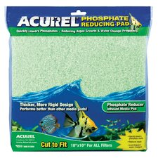 Phosphate Infused Media Aquarium Pad (Set of 2)