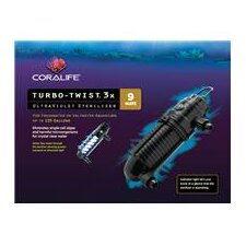 Coralife Turbo-Twist Ultraviolet Sterilizer