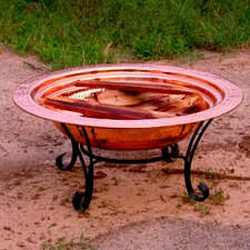 Copper Wood / Charcoal Fire Pit