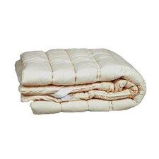 "0.5"" Washable Wool Crib Mattress Pad"