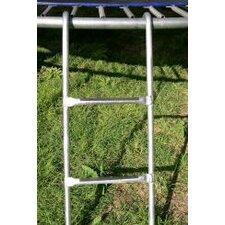 "36"" Two Rung Step Trampoline Ladder"