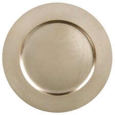 Round Melamine Charger Plate