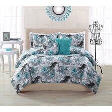 Peony Comforter Set