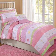 Tara Stripe Quilt Set