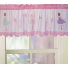 "Ballet Lessons 70"" Curtain Valance"