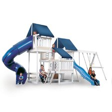 Congo Monkey White and Sand Playsystem 4