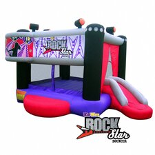 Rock Star Bounce House