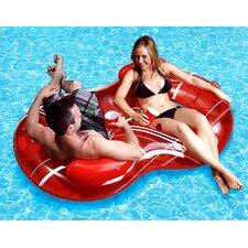 Duo Circular Pool Lounger