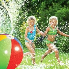 Pool Toys Splash and Spray Ball