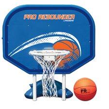 Pro Rebounder Poolside Basketball