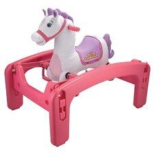 Starlight Grow-with-Me Rocking Pony