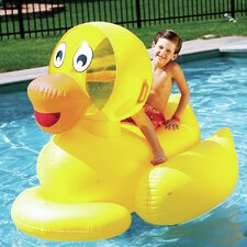 Giant Ducky Pool Toy