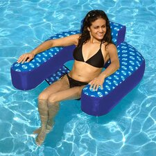 Designer Loop Pool Lounger