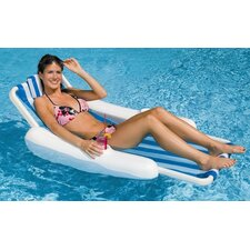 SunChaser Sling Style Floating Chair Pool Lounger