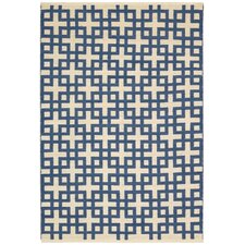 Kingman Rug in Indigo