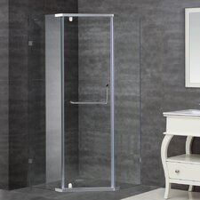 "35"" x 35"" x 75"" Neo-Angle Shower Enclosure"