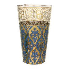 Patina Vie Sapphire Envy Tall Glass (Set of 8)