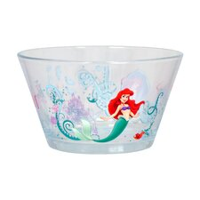 Disney Ariel 22 oz. Glass Bowl (Set of 6)