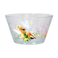 Disney Tinker Bell 22 oz. Glass Bowl (Set of 6)