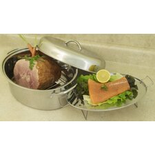 Stainless Steel 3-Piece Cookware Set