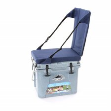 23 Qt. Sub Z Cooler with High Back Seat