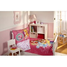 Palace Pet 4 Piece Toddler Bedding Set