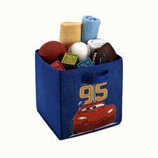 Cars Collapsible Storage Bin
