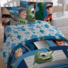 Pixar Filmstrip Twin Sheet Set
