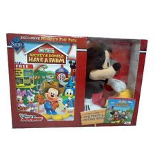 Mickey Mouse - Mickeys Fun Pack
