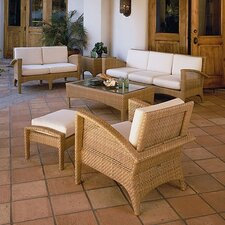 Trinidad 6 Piece Seating Group with cushions