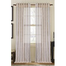 Glority Single Drape Panel