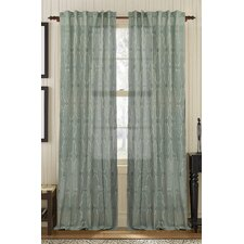 Viola Sheer Single Drape Panel