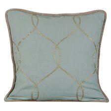 Amore Linen Throw Pillow