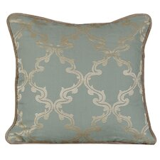 Joyous Linen Throw Pillow