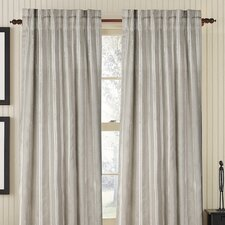 Radiant Linen Rod Pocket Single Drape Panel