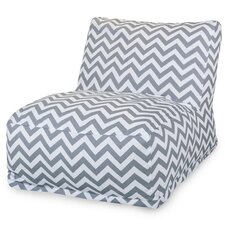 Chevron Bean Bag Lounger